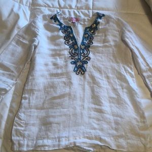 Lilly Pulitzer Tunic S
